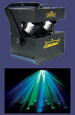 CHAUVET Corona (Dual Barrel Effect Light)