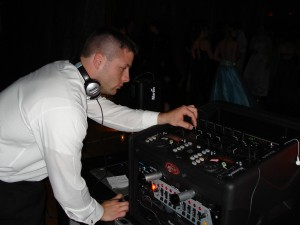Garr DJ in action